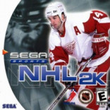 NHL 2K Original First Run Print - New Dreamcast Game NHL 2K Factory Sealed