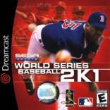 Factory Sealed Original Print - Sega Dreamcast World Series Baseball 2K1