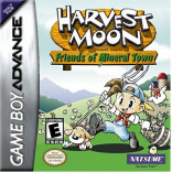 Solo el Juego* - Harvest Moon Friends Mineral Town GameBoy Advance