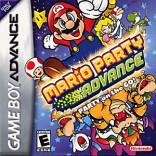 Gameboy Advance - Mario Party Advance - Solo el Juego
