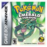 Pokemon Esmeralda - Gameboy Advance - Solo el Juego*
