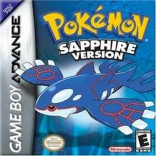 Pokemon Zafiro - Gameboy Advance - Solo el Juego*