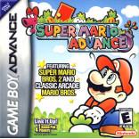 Super Mario Advance - Gameboy Advance - Solo el juego