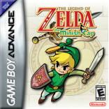Zelda Minish Cap GameBoy Advance