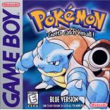 Original Gameboy Pokemon Versión Azul