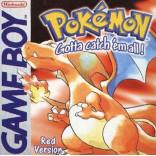 Original Gameboy Pokemon Versión Rojo
