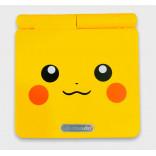 Gameboy Advance SP Pikachu - Pikachu GBA SP
