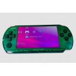 New Green PSP - PSP 3000 Modded Spirited Green Complete