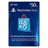$50 Playstation Network PSN Subscription Card - PSN Live