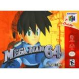 Nintendo 64 Mega Man 64 - N64 Megaman 64 - Solo el Juego