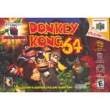 Nintendo 64 Donkey Kong 64 - N64 Donkey Kong 64 - Solo el Juego