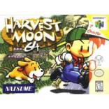 Nintendo 64 Harvest Moon 64 - N64 Harvest Moon 64 - Solo el Juego