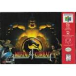 Nintendo 64 Mortal Kombat 4 - N64 Mk4 - Solo el juego
