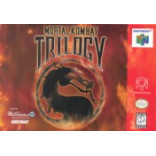 Nintendo 64 Mortal Kombat Trilogy - N64 MK Trilogy - Solo el Juego