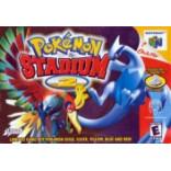 Nintendo 64 Pokemon Stadium 2 - N64 Pokemon Stadium 2 - Solo el Juego