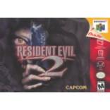 Nintendo 64 Resident Evil 2 - N64 Resident Evil 2 - Game Only