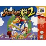 Nintendo 64 Snowboard Kids 2 - N64 Snowboard Kids 2 - Solo el Juego