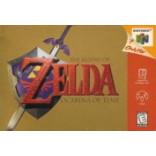Nintendo 64 The Legend of Zelda: Ocarina of Time - Solo el juego