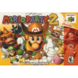 Nintendo 64 Mario Party 2 - N64 Mario Party 2 - Solo el Juego