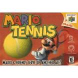 Nintendo 64 Mario Tenis - N64 Mario Tenis - Solo el Juego