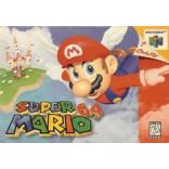 Nintendo 64 Super Mario 64 - N64 Super Mario 64 - Solo el juego