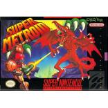 Super Nintendo Super Metroid - SNES Super Metroid - Solo el Juego