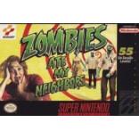 Super Nintendo Zombies Ate My Neighboors - SNES Zombies Ate My Neighboors - Solo el Juego