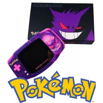 Game Advance Pokémon Gengar Edición Limitada Con Pantalla IPS