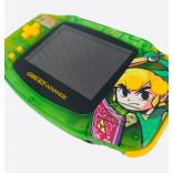 Gameboy Advance Zelda Minish Cap Edition Conjunto