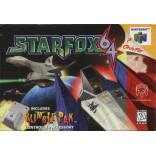 Nintendo 64 Starfox 64 - N64 Star Fox 64 - Solo el Juego