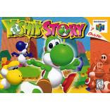 Nintendo 64 Yoshi's Story - N64 Yoshi's Story - Solo el juego