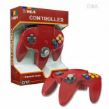 N64 Style Controller Red - Original Nintendo 64 Controller Red