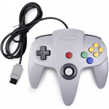 Nintendo 64 Controller Grey - N64 Controller in Classic Grey
