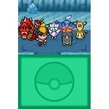 Nintendo DS Pokemon Versión Oro Heart Gold - DS Pokemon Oro Heart Gold - Solo el Juego