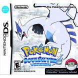 Nintendo DS Pokemon Versión Plata SoulSilver - DS Pokemon Soul Silver - Solo el Juego