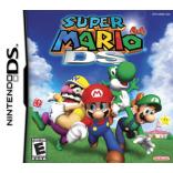 Nintendo DS Super Mario 64 - DS Super Mario 64 - Solo el Juego