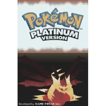 Nintendo DS Pokemon Platino - DS Pokemon Platino - Solo el Juego