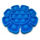 Juguete para Relajarte de Flor-Azul
