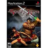 PS2 Juego - Rise of the Kasai - Nuevo con Sello de Fabrica