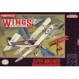 Super Nintendo Wings 2: Aces High
