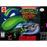 Super Nintendo Teenage Mutant Ninja Turtles Tournament Fighters - SNES - Solo el Juego