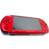 Radiant Red PSP 3000 - Red PSP 3000