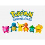 Pokemon 2 Inch Figures 6 Pack - Pokemon Figures Set